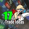 17 Trade Ideas for Thursday Oct 9 2014