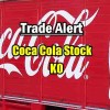 Learn How To Profit Big When Big Cap Stocks Plunge – Coca Cola Stock (KO) Trade Alert for April 20 2016