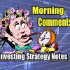 Profiting From The Volatility – Morning Investing Strategy Notes and Trade Ideas – Feb 11 2016