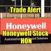 Trade Alert – Honeywell Stock (HON) May 21 2014