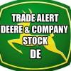 Trade Alert – Deere and Company Stock (DE) – July 26 2016