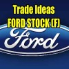Earnings Disappointment Sets Up Ford Trade – July 28 2016