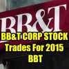 BBT Corp Stock (BBT) Trades For 2015