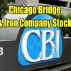 Trade Alert and Review Of Chicago Bridge and Iron Company Stock CBI – Investor Questions