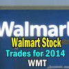 Walmart Stock (WMT) Trades For 2014