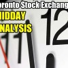 TSX Composite Index Chart – Intraday – The Midday – Canadian Bank Earnings And Trade Alerts – May 24 2016