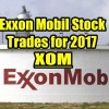 Exxon Mobil Stock (XOM) Trades For 2017