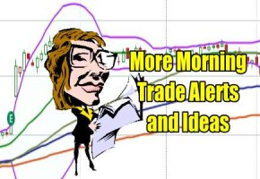 More Morning Trade Alerts and Ideas for Sep 5 2019
