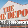 Trade Alert As Home Depot Stock Plunges – May 15 2018