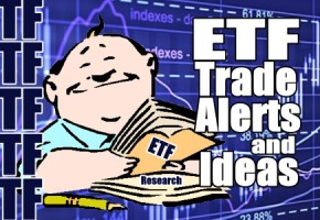 Two ETF Trade Alerts for Oct 31 2019