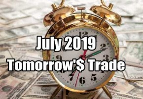 Tomorrow's Trade Portfolio Ideas for Jul 18 2019