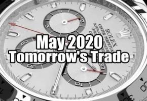Tomorrow's Trade Portfolio Ideas for May 22 2020