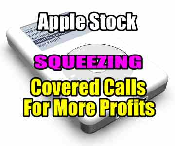 Squeezing More Out of Covered Calls On Apple Stock Dividend
