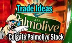 Trade Ideas - Colgate - Palmolive Stock (CL) - Put Selling A Rising Stock