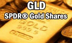 GLD ETF SDDR gold shares