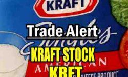 Trade Alert - Kraft Stock (KRFT) For Mar 18 2015