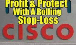 Profit and Protect With A Rolling Stop-Loss On Cisco Stock (CSCO)