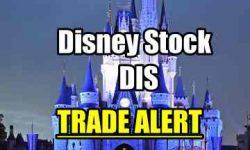 Disney Stock (DIS) trade alert