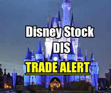 Disney Stock (DIS) trade alert