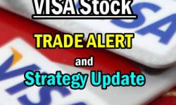 Visa Stock Trade and Strategy Update