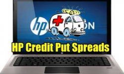HP Stock rescue strategies Credit Put Spreads