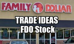 Family Dollar Stock Trade Ideas
