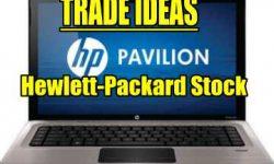 Hewlett-Packard Stock HPQ Trade Ideas