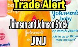 JNJ Stock Trade Alert July 16 2014