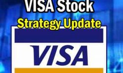 Visa Stock Strategy update