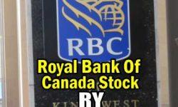 Royal Bank Of Canada Stock