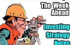 Toronto Stock Exchange The Week Ahead