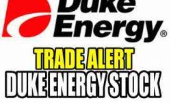 Profit From Fear Of Rising Interest Rates - Duke Energy Stock Trade Alert - Nov 11 2016