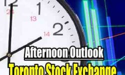 Selling At 14000 - TSX Intraday Chart Analysis and Trade Ideas - Afternoon for Oct 13 2015