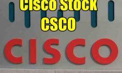 Cisco Stock CSCO