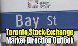 Toronto Stock Exchange Market Direction Outlook