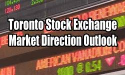TSX Market Direction Outlook