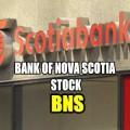 Bank Of Nova Scotia Stock