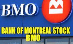 Bank of Montreal Stock