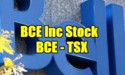 BCE Stock