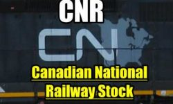 Canadian National Railway Stock