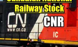Canadian National Railway Stock (CNR) (CNI) Afternoon Trade After Earnings - Apr 26 2016