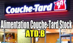 Alimentation Couche-Tard Stock