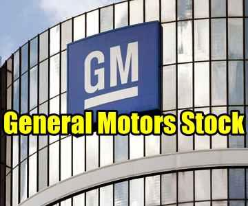 General Motors Stock Trade Alert Headings Into Earnings for Feb 2 2016