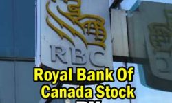 Royal Bank Of Canada Stock