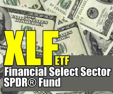XLF ETF Financial Select Sector Trades For 2016