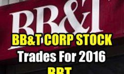 BBT Stock BBT Trades For 2016