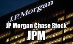 JP Morgan Chase Stock (JPM)