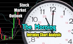 Stock Market Outlook - The Morning Intraday Chart Analysis