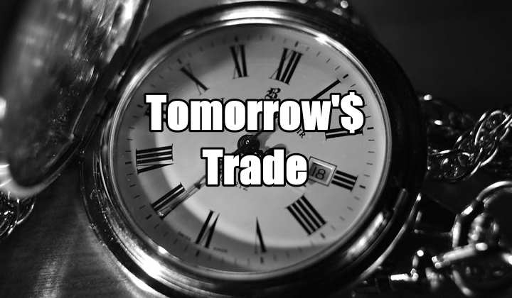 Tomorrow's Trade for Oct 20 2015