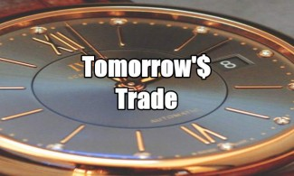 Tomorrow's Trade Portfolio Stock trade ideas